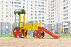 Slide for playground Stock Images