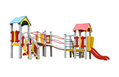 Slide for playground Royalty Free Stock Photo