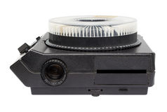 Slide Projector Royalty Free Stock Photo