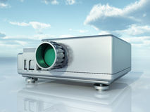 Slide projector Stock Photography