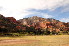 Slide Rock Park Stock Image