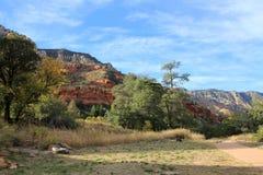 Slide Rock Park Royalty Free Stock Photo