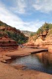 Slide Rock Park Royalty Free Stock Image