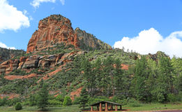 Slide Rock SP Stock Photo