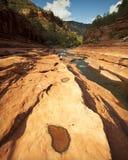 Slide Rock State Park Stock Photography