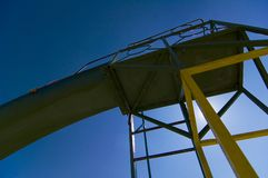 Slide structure. Stock Photography