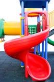 Slider vermelho Fotos de Stock Royalty Free