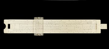 Sliderule Stock Photography