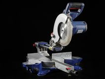 Sliding Compound Mitre Saw Stock Photography