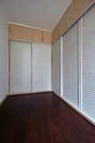 Sliding doors Stock Image