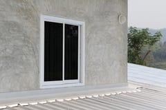 Sliding window Stock Images