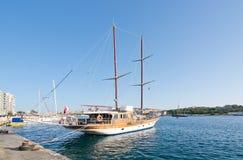 Sliema Ferries Stock Image