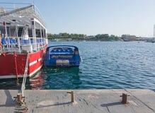 Sliema Ferries Royalty Free Stock Photo