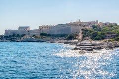 sliema Valletta widok Obrazy Royalty Free