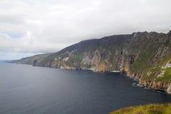Slieve League cliffs, Ireland Royalty Free Stock Image