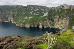 Slieve League Cliffs Stock Photo