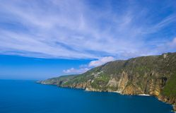 Slieve league - Co Donegal Ireland Royalty Free Stock Photos