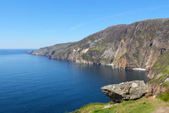 Slieve League in Donegal Royalty Free Stock Photography