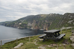 Slieve League Stock Photo