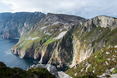 Slieve league, Ireland Stock Photography