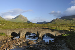 Sligachan Old Bridge Stock Photos