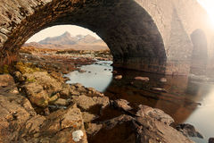 Sligachan, Scotland Royalty Free Stock Photo
