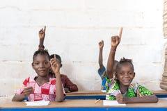 Free Slight Smile African Black Ethnicity School Girl Stock Photography - 177878732