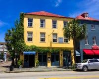 Slightly North of Broad, Charleston, SC. Stock Photography