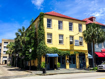 Slightly North of Broad, Charleston, SC. Royalty Free Stock Image