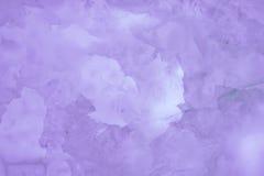 Slighty blurred lightened slices marble Stock Images
