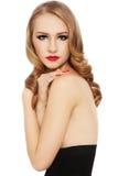 Slim beauty Stock Photos