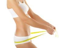 Slim body Stock Photography