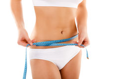 Slim body Stock Images