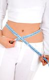 Slim body - lose weight series Stock Photography