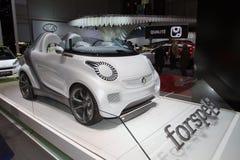Slim Concept Forspeed - de Show van de Motor van Genève 2011 Stock Afbeelding