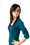 slim dziewczyny Fotografia Stock