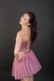 Slim girl Royalty Free Stock Photo