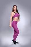 Slim girl Stock Photography