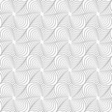 Slim gray diagonal Marrakesh twisted grid Stock Images