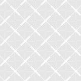Slim gray square diagonally connecting spirals Royalty Free Stock Image