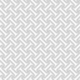 Slim gray striped diagonal T shapes Royalty Free Stock Photos