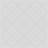Slim gray wavy squares Royalty Free Stock Photo