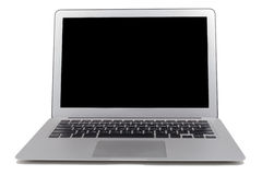 Slim Laptop Royalty Free Stock Image