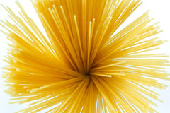 Slim pasta Royalty Free Stock Photography