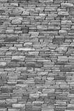Slim stones brick wall texture. Stock Images