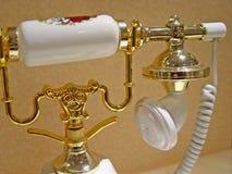 Slim - telefoon Royalty-vrije Stock Foto's