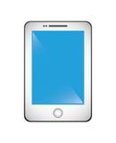 Slim telefoonpictogram, vector royalty-vrije illustratie