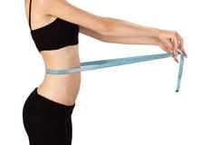 Slim waist Stock Photos