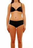 Slim woman Stock Photography