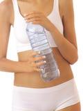 Slim woman body Stock Photo
